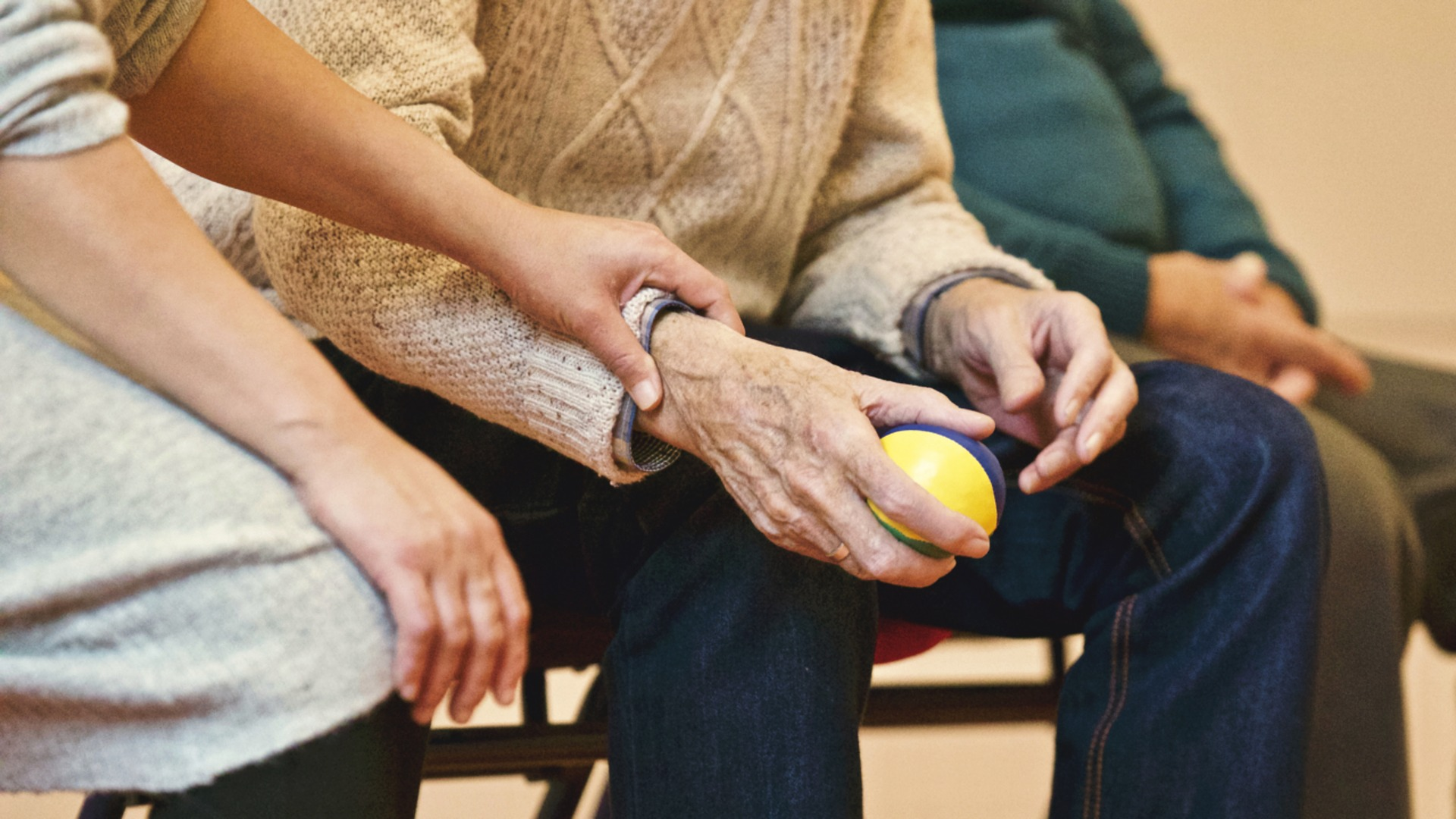Hasta ve Yaşlı Refakatçisi